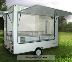 2008 Other  Sales Trailer (Food Trailer) Brand: ToorTrans Trailer Other trailers photo