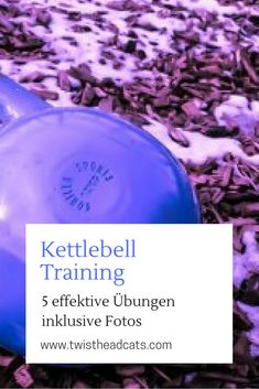 5 effective exercises for kettlebell training for beginners and advanced users - Fitness Workout Kettlebell Training, Things To Do At Home, Sport Fitness, Sports Training, Motivation, Cardio, Blog, Weight Loss, Workout