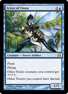 Magic: the Gathering - Scion of Oona - Modern Masters * Find out more about the great product at the image link. (This is an affiliate link) Mma, Collector Cards, Magic Cards, Modern Masters, Wizards Of The Coast, Summoning, Funny Cards, Magic The Gathering, Deck Of Cards