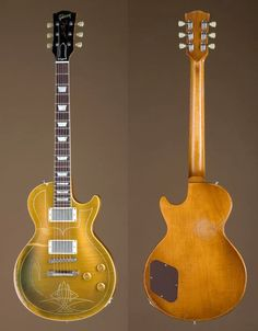 "Billy Gibbons | Gibson Les Paul Goldtop, ""Goldie."""