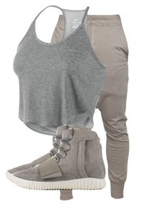 """""""Untitled #2646"""" by xirix ❤ liked on Polyvore featuring NIKE"""