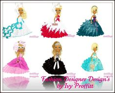 I can't design in real life so I LOVE creating in the pixel design world called Fashion Designer ;)