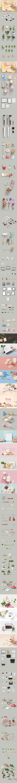 Girly Stationery Mockup Creator. Wedding Card Templates