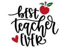 Best teacher ever Letter To Teacher, Teacher Cards, Teacher Gift Baskets, Teacher Gifts, Birthday Quotes For Teacher, Best Teacher Quotes, Teacher Appreciation Quotes, Teacher Ornaments, Teacher Page