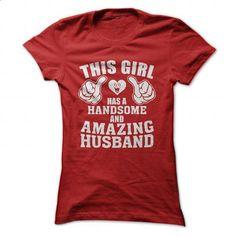 Amazing Husband! - #workout shirt #hoodie dress. I WANT THIS => https://www.sunfrog.com/No-Category/Amazing-Husband-Red-39851157-Ladies.html?68278