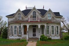 Beautiful old house.
