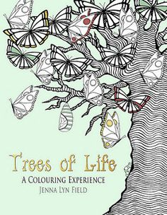 Cover Reveal: Trees of Life by Jenna Lyn Field