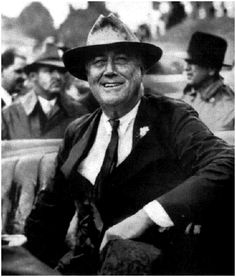 """It is common sense to take a method and try it. If it fails, admit it frankly and try another. But above all, try something"" -FDR"