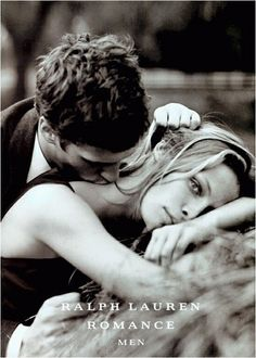 Ralph Lauren Romance ads have always been some of my favorite pictures!