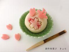 #wagashi #桜鶴