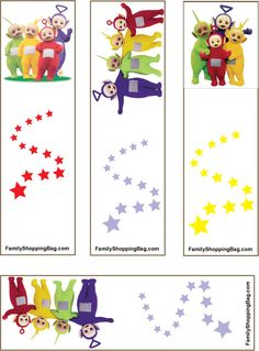 21st Party, 2nd Birthday Parties, Diy Party, Boy Birthday, Birthday Ideas, Teletubbies Birthday Cake, My Bookmarks, Printable Bookmarks, Printables