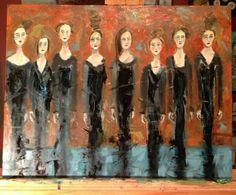 Lisa Graham art