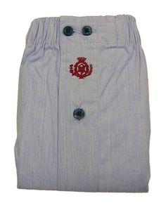 Boxer Guash de tela por 11.35€ - BS141 D511 - Boxer de tela en algodón en color azul claro - Tu ropa interior masculina en Varela Íntimo. #Hombre #modahombre #ropainterior #calzoncillos http://www.varelaintimo.com/marca/9/guash