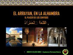 el-arrayn-en-la-alhambra by Design Restauro via Slideshare