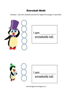 This activity can be used as a math center or independent math activity to reinforce the concept of measuring using nonstandard units of measuremen...