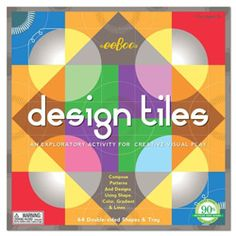 eeBoo Design Tile
