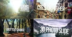 3D Slide Photo | After Effects Template on Vimeo