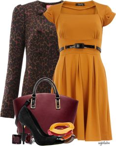 """School Days #129"" by angkclaxton ❤ liked on Polyvore"