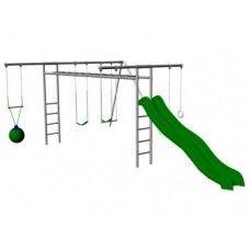1 starter swingset st30 the st30 metal swing set for T shaped swing set