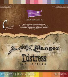Tim Holtz Distressed Cardstock, , hi-res  11.99