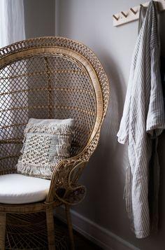 my scandinavian home: Gen's Lovely Bedroom Refresh