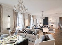 Stéphanie Coutas - Appartement Avenue Foche