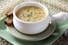 Creamy Asparagus Soup is a dairy-free, Phase 1 recipe for the Lyme Inflammation Diet®. Coconut Milk adds a creamy feel to this soup.