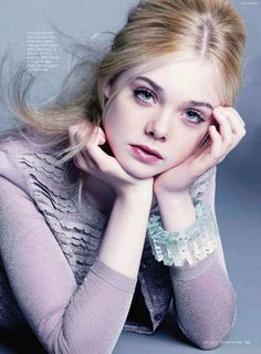 Secrets of a happy wallet: Elle Fanning beauty...