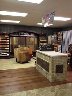 Showroom Floor Covering, Showroom, Liquor Cabinet, Divider, Loft, Flooring, Storage, Bed, Furniture