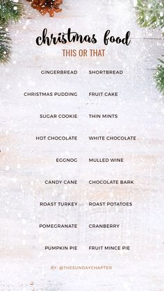 Online Business Ideas You Have Never Thought Of Christmas Food List, Christmas On A Budget, Christmas Time Is Here, Christmas Mood, All Things Christmas, Xmas, Fun Questions To Ask, This Or That Questions, Project Life