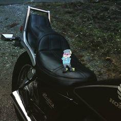 【negative_leather】さんのInstagramをピンしています。 《『森は生きている...』『 The forest is alive ... 』 #森は生きている #cwニコル #森 #自然 #妖精 #ホンダ #cbx125カスタム #バイク #福岡 #糸島 #ネガティブレザー  #original #photography #forest #alive #nature #honda #cbx #love #custom #cute #kawaii #cool #motorcycle #punk #fashion #id #japan #designer #negativeleather》