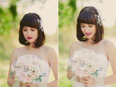 Noaki Brooch Bouquet
