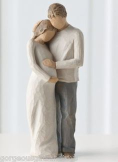 I love Willow Tree Figurines.. want this for my collection!