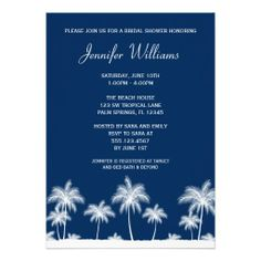 >>>Are you looking for          	Tropical Palm Trees Navy Bridal Shower Invitation           	Tropical Palm Trees Navy Bridal Shower Invitation Yes I can say you are on right site we just collected best shopping store that haveThis Deals          	Tropical Palm Trees Navy Bridal Shower Invitat...Cleck Hot Deals >>> http://www.zazzle.com/tropical_palm_trees_navy_bridal_shower_invitation-161220745878400902?rf=238627982471231924&zbar=1&tc=terrest