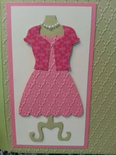 stampin up dress up framelits - Google Search