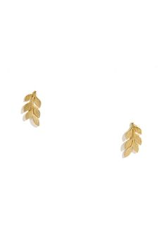 Branching Out Gold Earrings at Lulus.com!