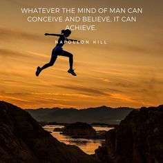 If you dont believe you can achieve something your negative thoughts will make sure you dont achieve it! Where is your mind right now? Are you always thinking negative or are you full of positivity?  Change your mindset visualise it and things will start to happen!  #quotes #motivation #inspiration #believe  http://ift.tt/2grlFOD