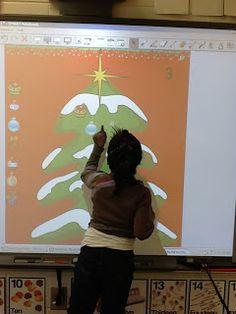 Little Miss Glamour Goes To Kindergarten: Christmas