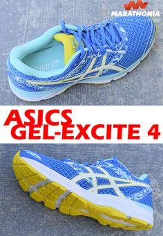 Con la zapatilla running para mujer ASICS Gel Excite 4 tendrás una excelente amortiguación y comodidad en cada zancada.-Para pisada neutra. -Drop de 10mm. -ASICS Gel Excite 4, fabricadas para asfalto. Para más información haz click en la foto.#zapatillas #calzado #Asics #GelExcite4 #mujer #running #deporte #shoes #marathonia