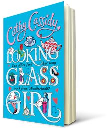 Looking glass girl cathy cassidy review