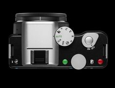 K-01 - 2012 - Pentax Ricoh Imaging Ltd - Marc Newson Ltd