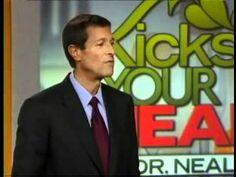 Interesting video on benefits of vegan diet! Good job Dr Neal Barnard!