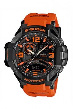 G-Shock heren horloge GA-1000-4AER | JewelandWatch.com