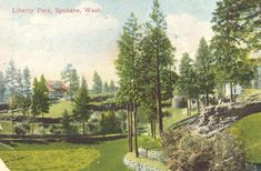 Ben Burr Park Spokane | Historic Preservation Heritage Tour: Liberty Park History