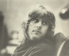 Keith Emerson Early 1970s