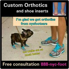 Need #Orthotics? Call #NYC #FOOTCARE 888-nyc-foot / nycfootcare.com / 212.385.2400 #nycfootcare #bunion #nypodiatrist #hammertoes #bunions #nj #feet #footcare #bunion #hammertoe #podiatry #podiatrist #foot #footpain #downtown #cosmeticfootsurgery...