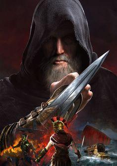 Assassins Creed Rogue, The Assassin, Assassins Creed Odyssey, Geeks, Deutsche Girls, Asesins Creed, Assassin's Creed Wallpaper, Photo Wallpaper, Hidden Blade