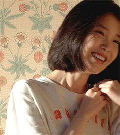 that's okay — IU - Jacket Sketch Film Iu Short Hair, Short Hair Styles, Korean Girl, Asian Girl, Iu Gif, Snow Girl, Girl Artist, Korean Beauty, K Idols