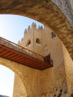 Arcos Castillo-Velez Blanco (Almería) Spain
