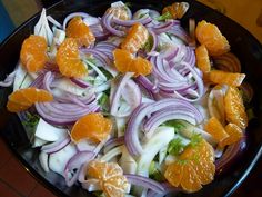 i adore winter sicilian orange salad